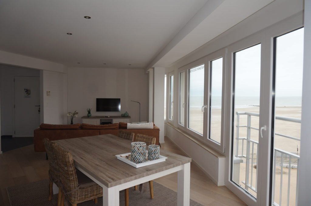 Oostende - Apt 2 Slpkmrs/Chambres - Acapulco
